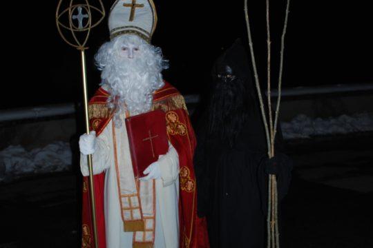 Saint-Nicolas 2012