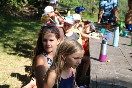 Camp d'été 1B (partie 1)